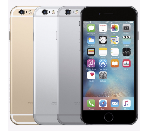 Mobilusis telefonas Apple iPhone 6s 32GB