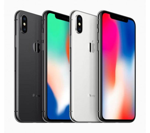 Mobilusis telefonas Apple iPhone X 256GB